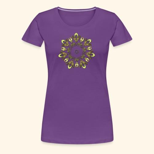 Celtic Motif - 3 - Women's Premium T-Shirt