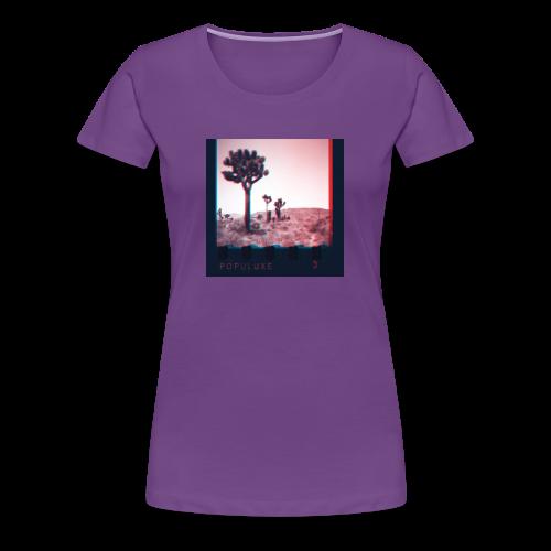 POPULUXE 3 - Women's Premium T-Shirt