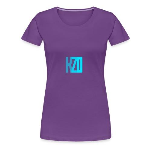 fadedkzd - Women's Premium T-Shirt