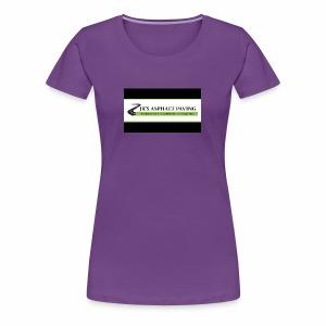 jrs asphalt - Women's Premium T-Shirt