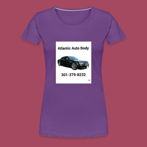 Atlantic - Women's Premium T-Shirt