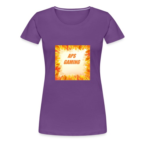 APS_Gaming - Women's Premium T-Shirt