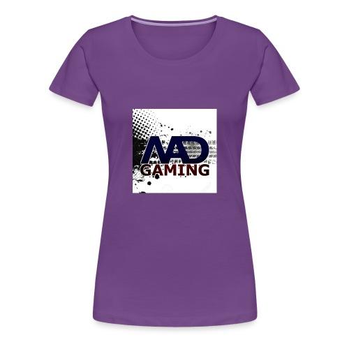 Mad Gaming - Women's Premium T-Shirt