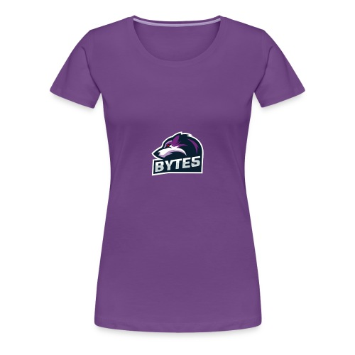 BYTE5 - Women's Premium T-Shirt