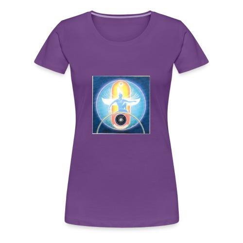Aura angel - Women's Premium T-Shirt