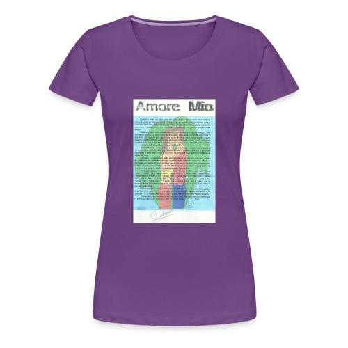 amor 003 - Women's Premium T-Shirt