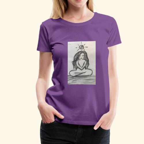 Reikigirl - Women's Premium T-Shirt