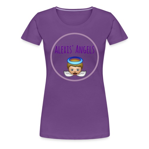 Alexis' Angels - Women's Premium T-Shirt