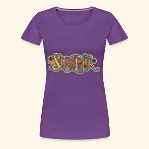 steampunk - Women's Premium T-Shirt