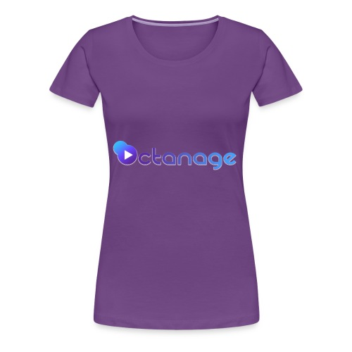 Octanage - Women's Premium T-Shirt