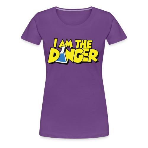 Danger - Women's Premium T-Shirt