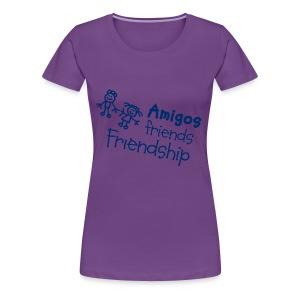 Amigos - Women's Premium T-Shirt