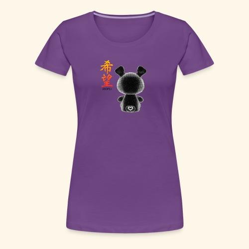 Be My Bear - Hope - Women's Premium T-Shirt