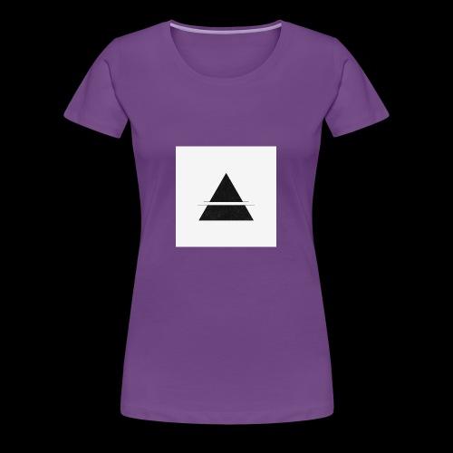 2e4c36a00924c8247e3ae17fb22888f6 geometric tattoo - Women's Premium T-Shirt