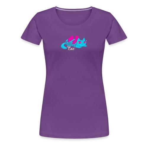 Squish that Cats - Women's Premium T-Shirt