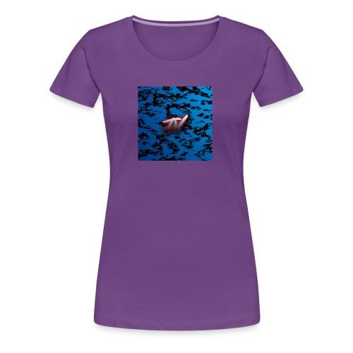 Jacob_Vlogs - Women's Premium T-Shirt
