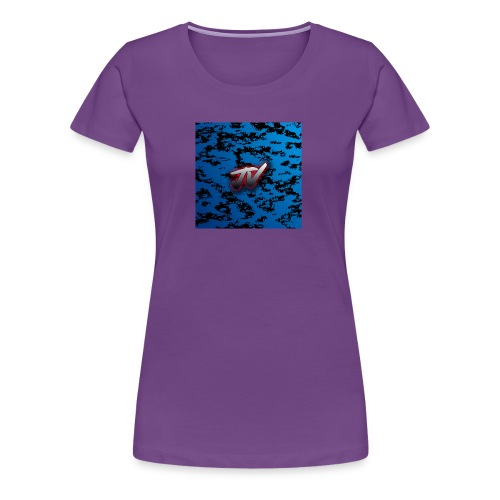 Jacob_Vlogs - Women's Premium T-Shirt