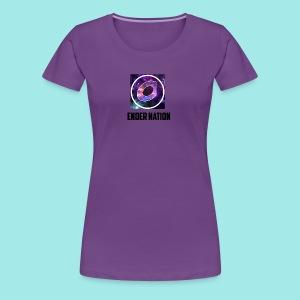 Ender Nation - Women's Premium T-Shirt
