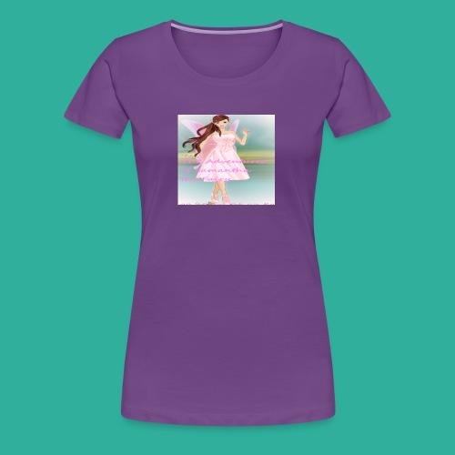 Samantha the Fairy - Women's Premium T-Shirt