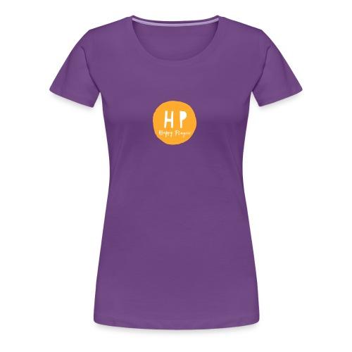 Happy Playces Logo - Women's Premium T-Shirt
