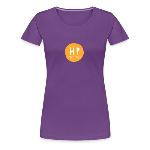 Happy Playces Logo - Women's Premium T-Shirt