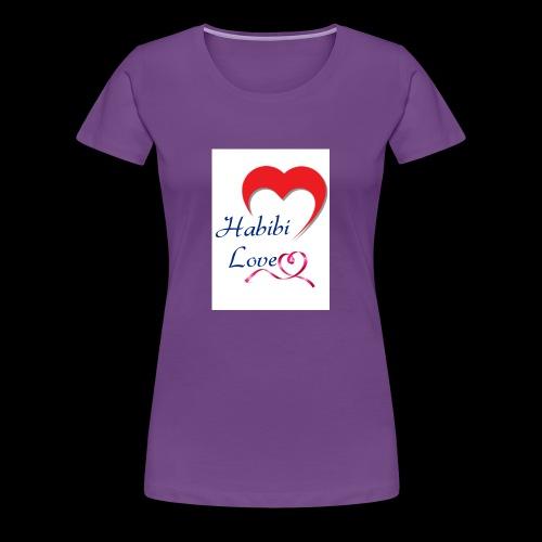 Love meets you - Women's Premium T-Shirt
