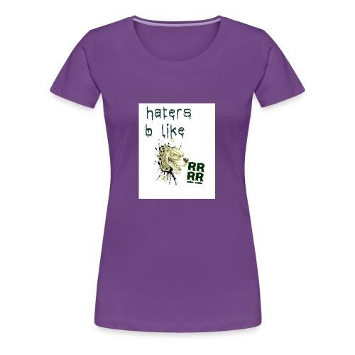 mind your business - Women's Premium T-Shirt