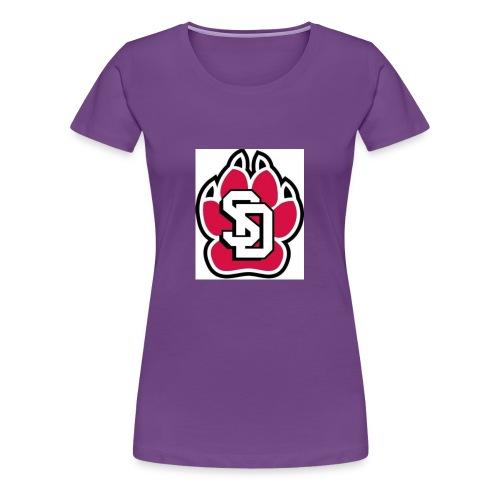 SD merch - Women's Premium T-Shirt