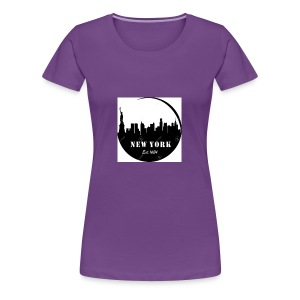 New york - Women's Premium T-Shirt