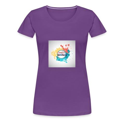 Be crazy - Women's Premium T-Shirt