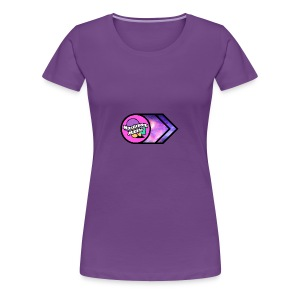 Mushroom Militia transparent - Women's Premium T-Shirt