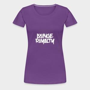 Lounge Royalty Logo - Women's Premium T-Shirt