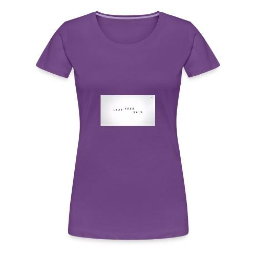 Teen Wolf Lose Your Mind - Women's Premium T-Shirt