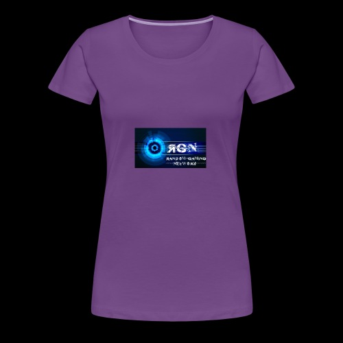 RGN partner gear - Women's Premium T-Shirt