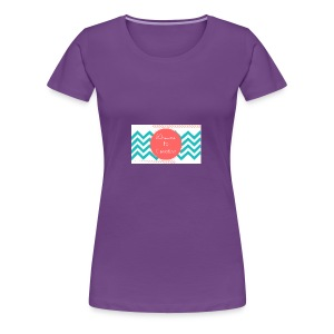 Dreams to Creation - Women's Premium T-Shirt