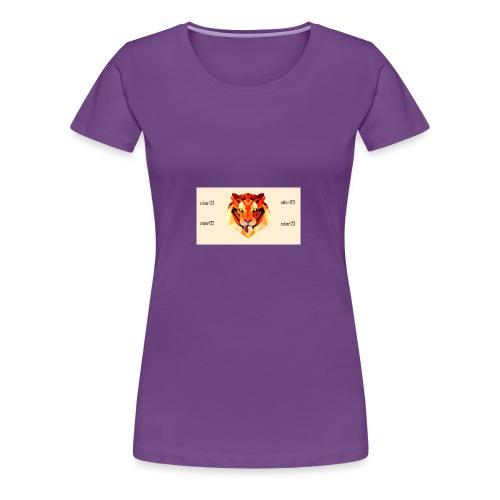 zakor´s123 official T-shirt - Women's Premium T-Shirt