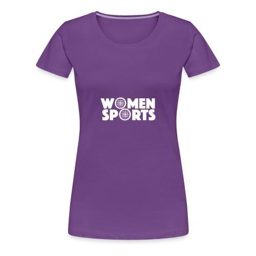 WomenSports   BRANDED - Women's Premium T-Shirt