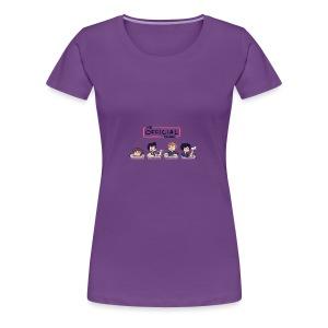 The Official Phone Case - Women's Premium T-Shirt