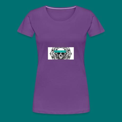 Lost in Fate Design #2 - Women's Premium T-Shirt