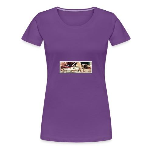Ladies Morning Cup - Women's Premium T-Shirt