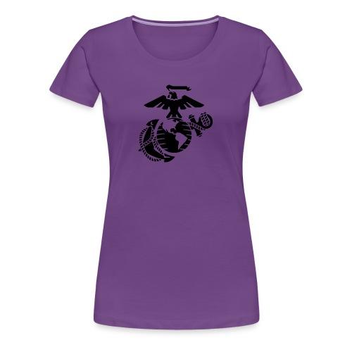 Marines - Women's Premium T-Shirt
