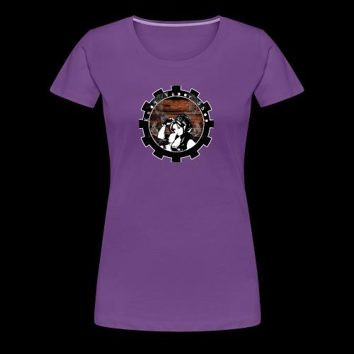 Knox Vapor Shop - Women's Premium T-Shirt
