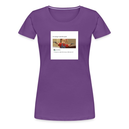 A full house meme - Women's Premium T-Shirt