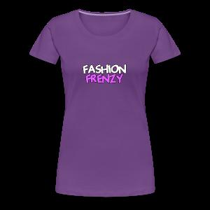 Fashion Frenzy - Women's Premium T-Shirt