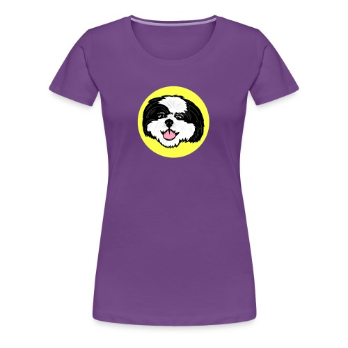 Skeeter Yellow - Women's Premium T-Shirt