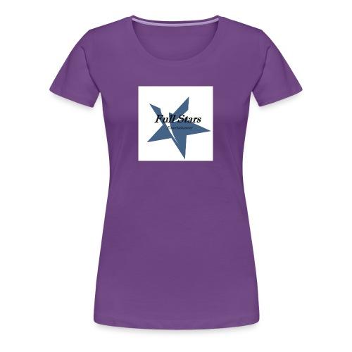 Full Stars - Women's Premium T-Shirt
