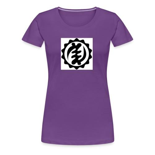 kente symbol - Women's Premium T-Shirt