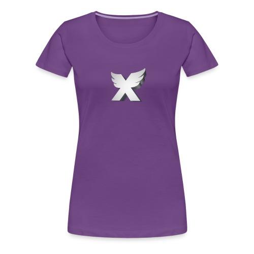 Plain X - Women's Premium T-Shirt