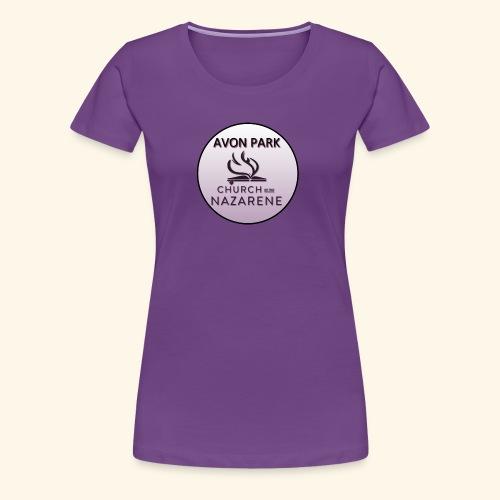 APNazarenePurple - Women's Premium T-Shirt