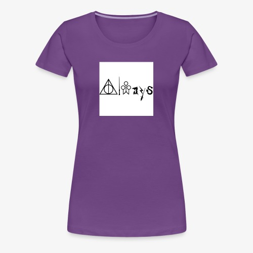 HP Toujours - T-shirt premium pour femmes